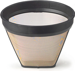 HIC Gold Tone Filter, 2 Cup