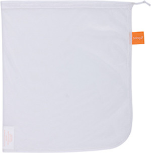 Bring It Polyester Produce Bags, Small, White