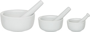 HIC Mortar and Pestle Set