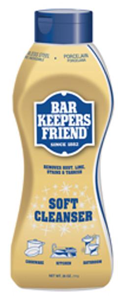 Bar Keeper's Friend Soft Cleaner 26oz