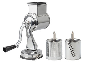 Fante's Cousin Nico's Suction Base Cheese Grater