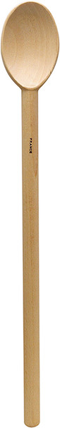 French Beechwood Heavy Weight Spoon, 17.75in