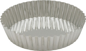 Gobel Deep Quiche Pan with Removable Bottom, 9.15in