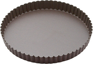 Gobel Non Stick Quiche Pan with Removable Bottom, 9.5in