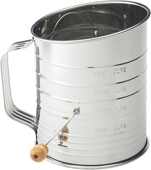 Mrs Anderson's Baking Sifter, 5 Cup