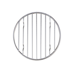 Mrs. Anderson's Baking Round Cooling Rack, 9.25