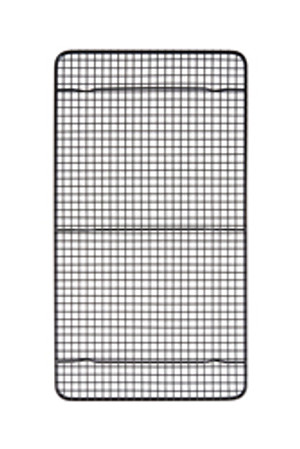 Mrs. Anderson's Baking Cooling Rack, Non-Stick, 10 x 18