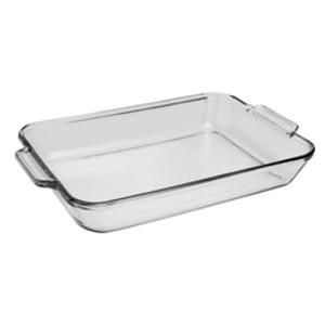 Anchor Glass Bake Dish, 3qt