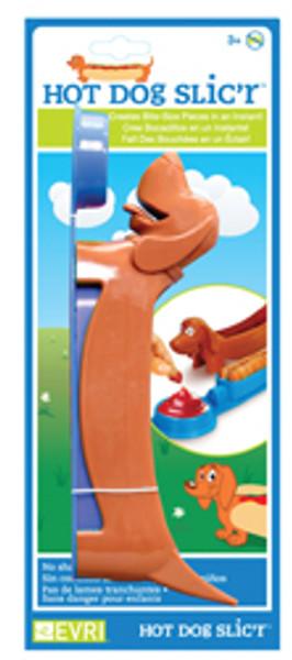 Evriholder Hot Dog Slicer