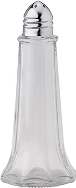 HIC Tower Salt or Pepper Shaker, Glass