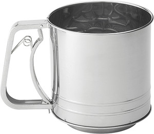 Mrs Anderson's Baking Squeeze Sifter, 5 Cup