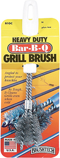 Brushtech Heavy Duty Grill Brush