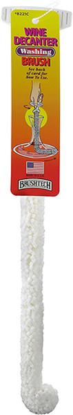Brushtech Decanter Brush Foam