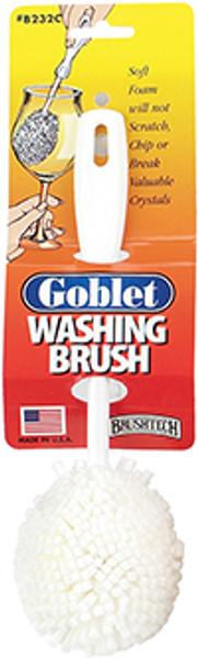 Brushtech Goblet Washing Brush Foam