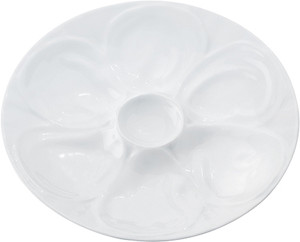 HIC Oyster Plate, 9in