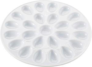 HIC Deviled Egg Dish, 13.25in
