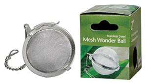 HIC Mesh Ball Tea Infuser, 2in