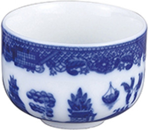 HIC Blue Willow Tea Cup, 5oz