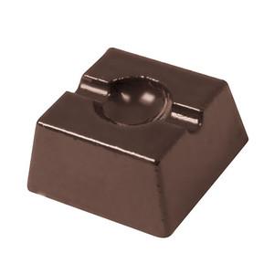 "Chocolate Mold, L 1"" X W 1"" X H 1/2"""