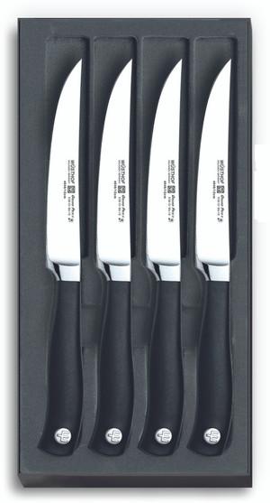 GRAND PRIX II Four Piece Steak Knife Set