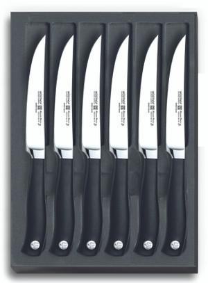 Six Piece Steak Knife Set