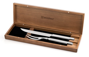 Stainless Two Piece Carving Set