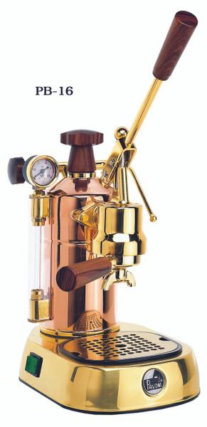 La Pavoni  Professional Copper Brass