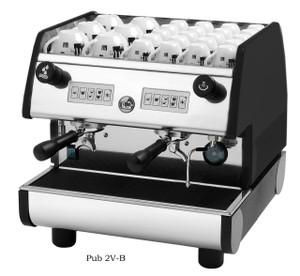 La Pavoni PUB  2 Group Commercial Espresso/Cappuccino Machine