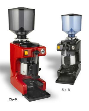 LA Pavoni ZIP Grinder, Red, Commerical coffee grinder
