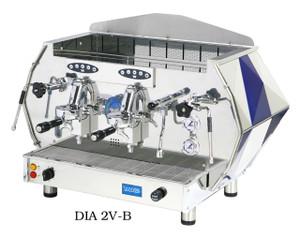 La Pavoni commercial Volumetric espresso machine Black
