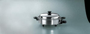 11in  Oil Core Electric Skillet