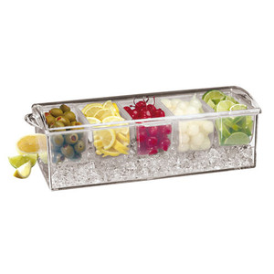 Bar Cocktail Container W/ Ice,
