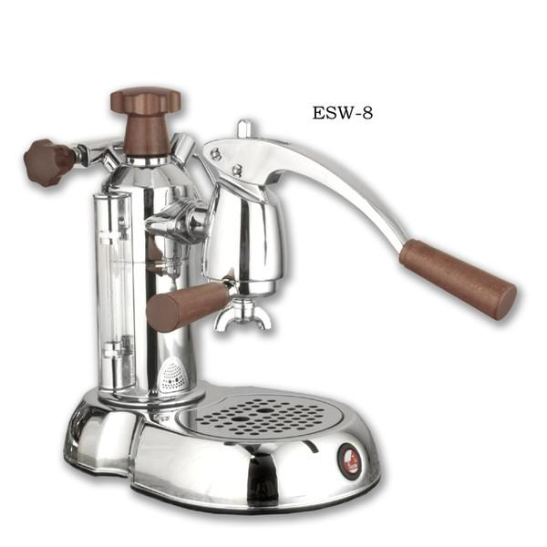 La Pavoni Stradavari, 8 cup