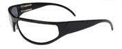OutLaw Eyewear Felon Diamond Plate Aluminum Biker Motorcycle Aluminum Sunglass, Black Aluminum frame with Extra Dark Transition lenses