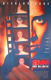 8MM original issue rolled double sided 1-sheet movie poster