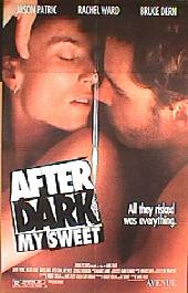 AFTER DARK MY SWEET original issue folded 1-sheet movie poster