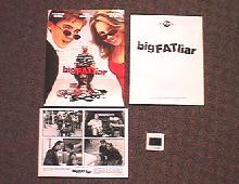 BIG FAT LIAR original issue movie presskit