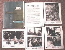 BEACH, THE original issue movie presskit