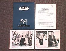 COPS AND ROBBERSONS original issue movie presskit