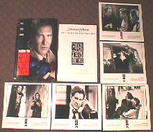 CLEAR AND PRESENT DANGER original issue movie presskit