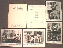 BRIGHTEN BEACH MEMOIRS original issue movie presskit