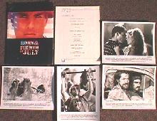 BORN ON THE FOURTH OF JULY original issue movie presskit