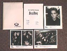 BACK BEAT original issue movie presskit