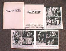 ARACHNOPHOBIA original issue movie presskit