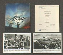 ALWAYS 1989 original issue movie presskit