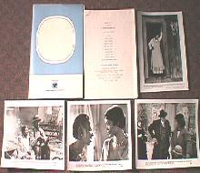 COLOR PURPLE original issue movie presskit