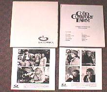 COLD COMFORT FARM original issue movie presskit