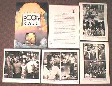 BOOTY CALL original issue movie presskit