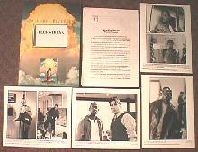 BLUE STREAK original issue movie presskit