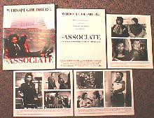 ASSOCIATE,THE original issue movie presskit